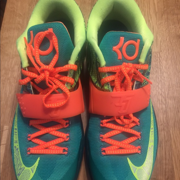 100% authentic 4271c c3d99 Nike KD 7 Weatherman Size 11. Great condition!